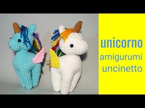 Amigurumi unicorn plush, Unicorn crochet, Unicorn amigurumi ... | 360x480