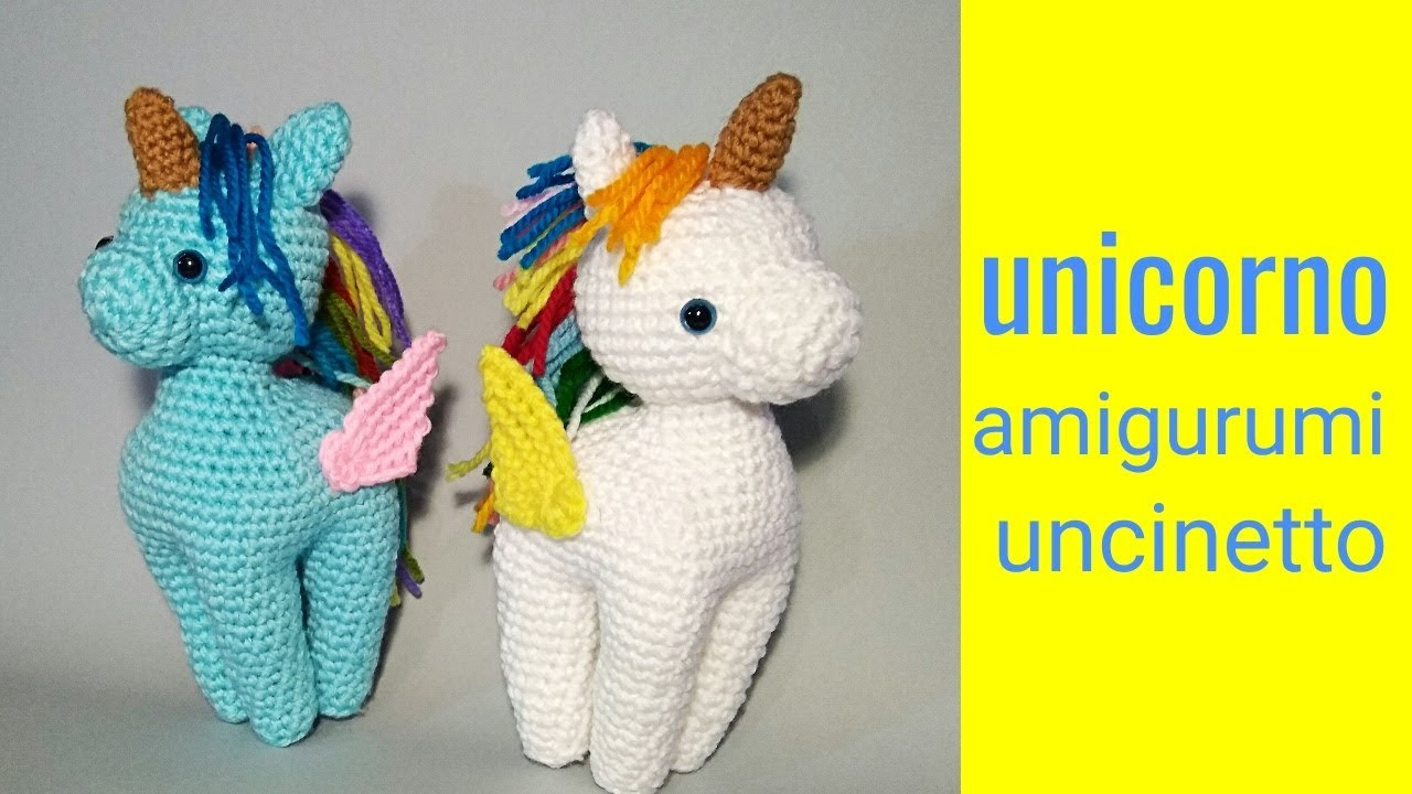 Free Crochet Unicorn Pattern - Red Ted Art - Make crafting with ... | 720x1280
