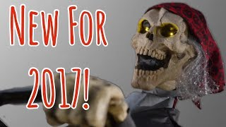 NEW HOME DEPOT HALLOWEEN PROPS | New for 2017