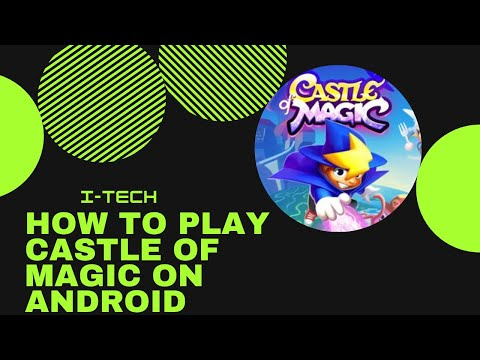How To Play Castle Of Magic Java Games In Any Phone