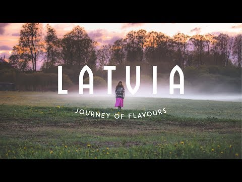 Latvia, Journey of Flavours