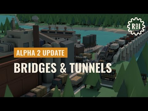 Rise of Industry - Alpha 2 Dev Update