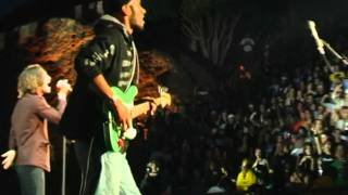 INCUBUS - Megalomaniac (Alive at Red Rocks DVD, 2004)