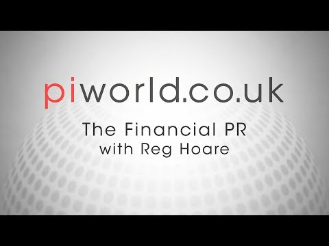 The Financial PR With Reg Hoare, Managing Director, MHP Communications