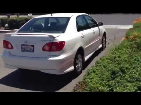 Fore Sale 2007 Toyota Corolla S Automatic Transmission Protrucksplus Com Youtube
