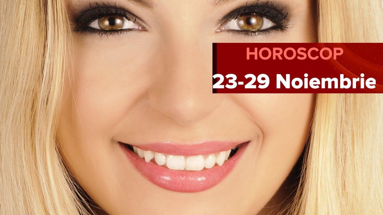 Horoscop saptamanal de la 23 la 29 Noiembrie Lunaala Moirae