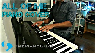 All Of Me The Piano Guys Piano