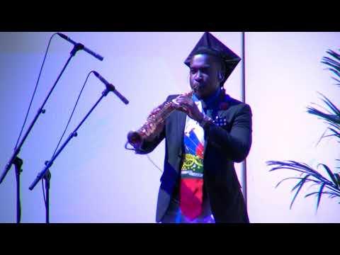 Despacito- Ketler Macome Sax playing at his graduation