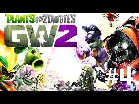 Plants vs Zombies Garden Warfare 2 | Max si Pisica in gradina | Episodul 4