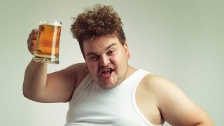 El hombre que producía cerveza en su estómago