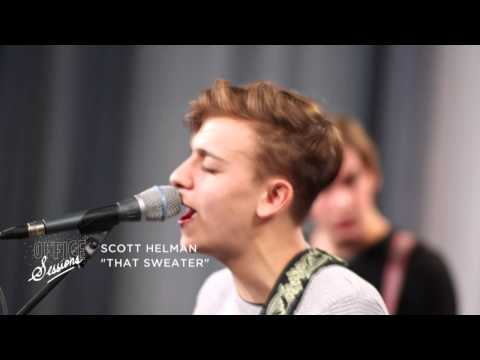 """Much Office Sessions: Scott Helman """"That Sweater"""""""