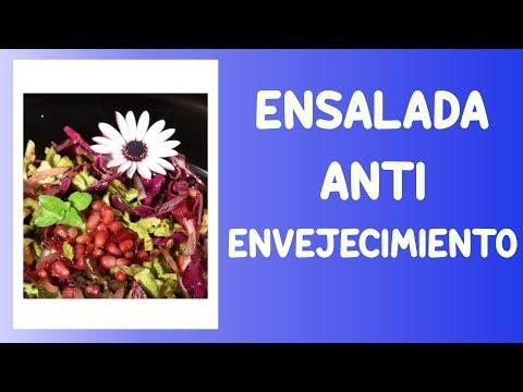 Ensalada para Acompañar con Furtos Rojos. Antioxidante