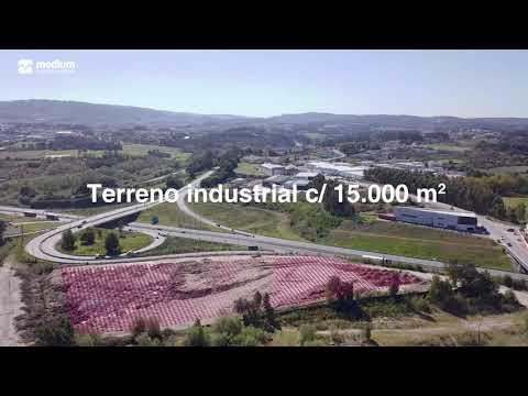Terreno industrial em Vila Nova de Famalicão - Cruzamento A3 e A7