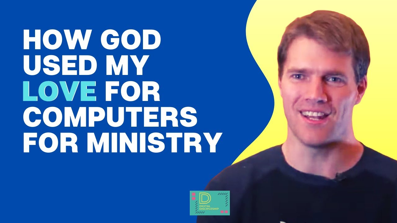 Download Justin Boyd: How God Has Used My Skills in Digital Technology for Ministry
