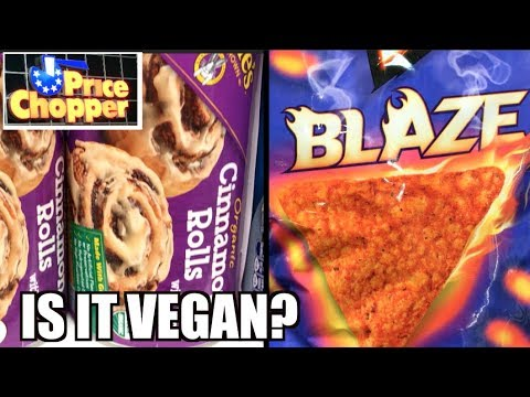 Is It VEGAN? Shopping at Price Chopper - On A Budget