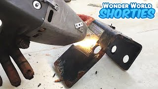 SHORTIES #1 - Lasers That Can Remove Paint & Rust
