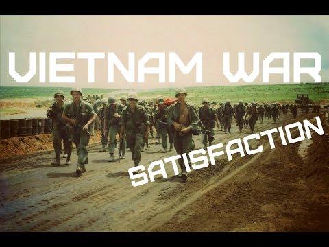 Vietnam War • The Rolling Stones - Satisfaction