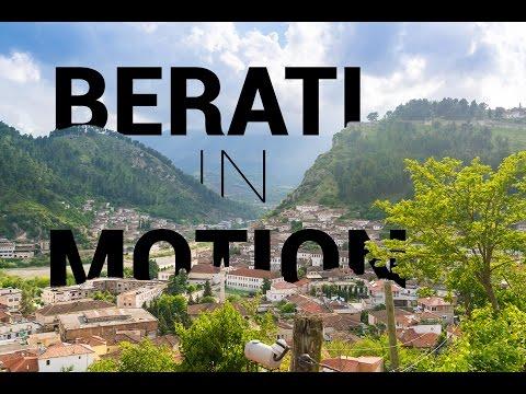 Berati in Motion   ||   Dronalb qyteti i Beratit 2016
