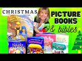 BEST CHRISTMAS STORYBOOKS & KIDS BIBLES for CHILDREN'S MINISTRY