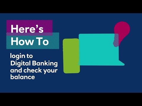 How to log in to Digital Banking and check your balance | Royal Bank