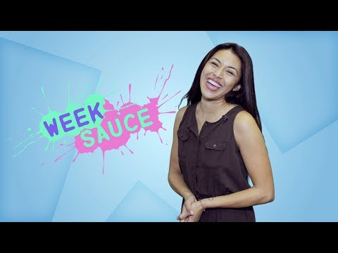 Week Sauce with Jessica Lesaca - Episode 19
