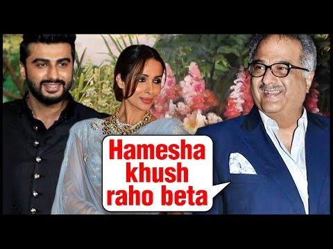 Boney Kapoor, Anil Kapoor & Family REACT On Arjun Kapoor Malaika Arora Affair