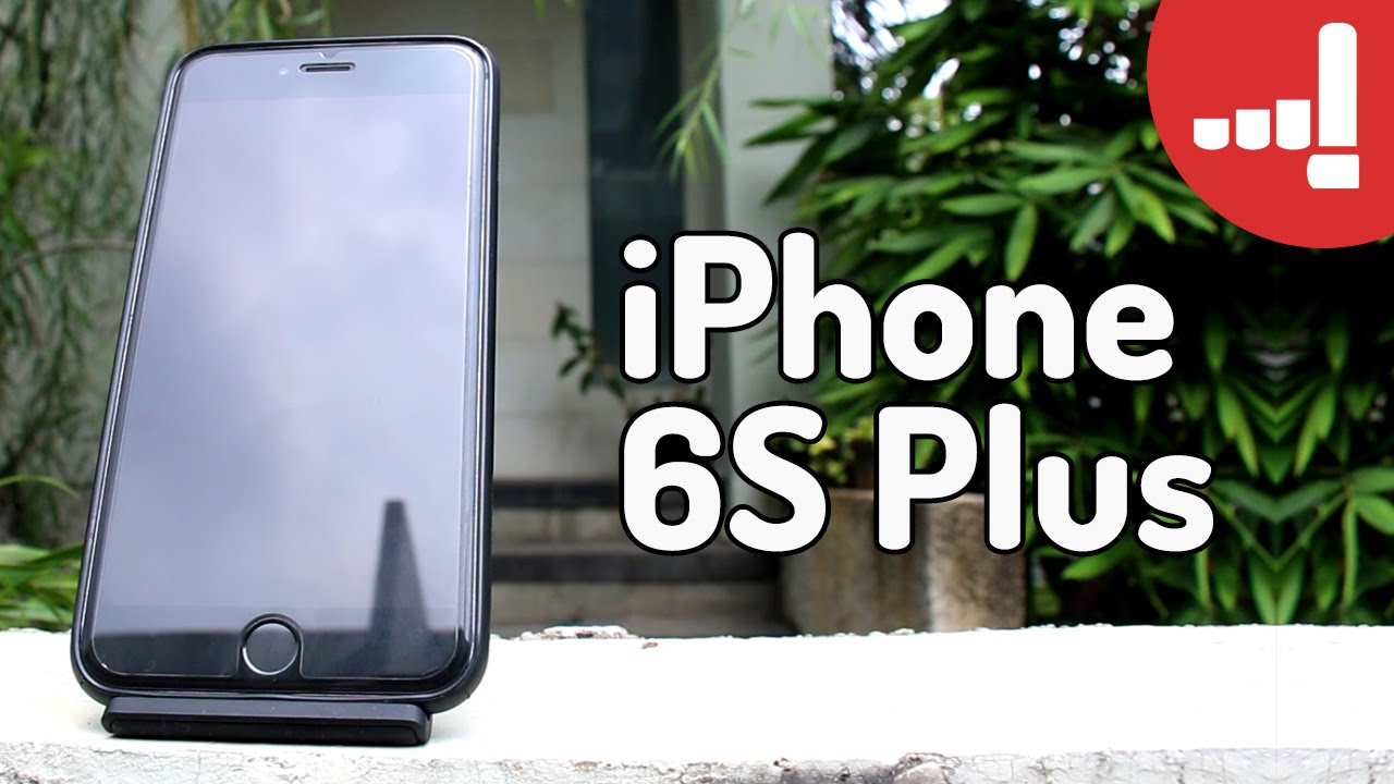 Review Apple iPhone 6S Plus (Bahasa Indonesia) - YouTube 2d2e16d511