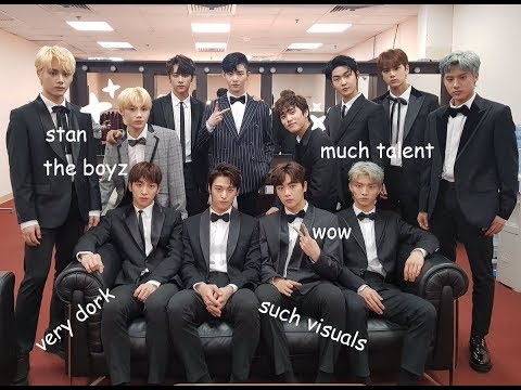 A Very Unhelpful Guide to The Boyz