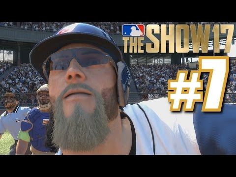 STANTON MAKES HIS PRESENCE FELT!   MLB The Show 17   Diamond Dynasty #7