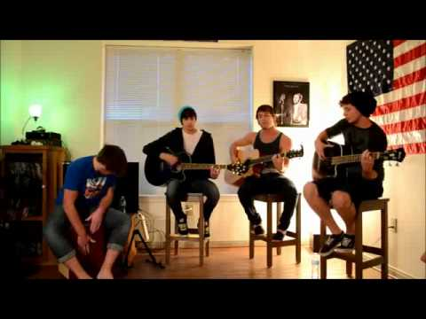 Embrace The Distance: You're Not Alone (Saosin Cover) - Live @ AcousTEX Mp3