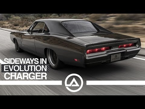 Getting Sideways In Evolution Charger and More From Speedkore