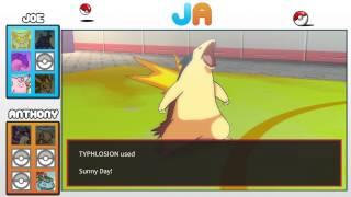 Pokemon Animated Battle