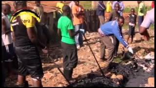 Kibera; Not Equal to Dirt
