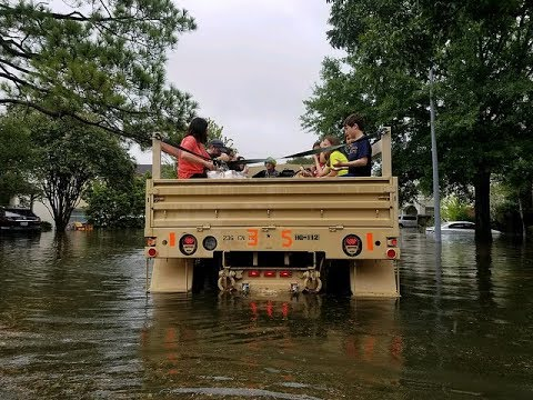 Washington debates funding for Harvey recovery efforts