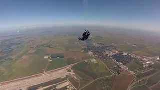 My First skydive(santosh ayyappa uppala)