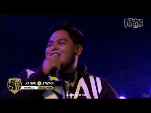ZTICMA VS KAISER 4x4 Brutal 120 #FMS ARGENTINA INTERNACIONAL