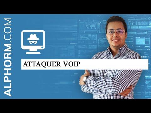 Hacking & Sécurité, Expert : Les vulnérabilités des Réseaux | Attaquer VOIP