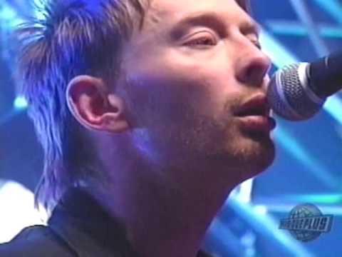 Radiohead - No Surprises | Live at Musique Plus 2003 (1080p, 60fps)