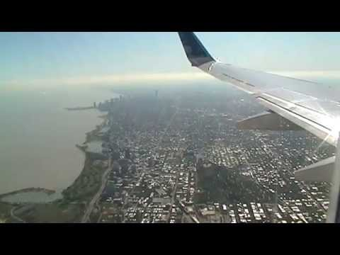 CO 1507 | Fort Lauderdale (FFL) To Chicago O'Hare (ORD) | Landing At Chicago