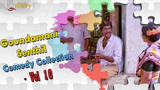 Goundamani Senthi Super Hit Comedy Collection | Vol 10
