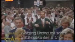 Wolfgang Lindner und seine Stadlmusikanten - Heute Abend muss es Polka sein