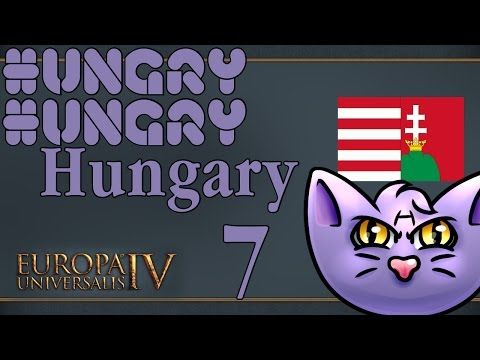Let's Play - EU4 MoH - Hungry Hungry Hungary - Take that, von Habsburgs! - 7