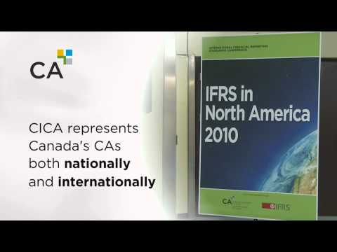 Canadian Institute of Chartered Accountants - Corporate Video 2011