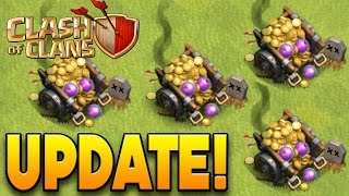 Chi tiết CLASH OF CLANS UPDATE 24 05 2016