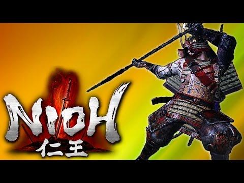 Nioh - Samurai Souls! (Preview)
