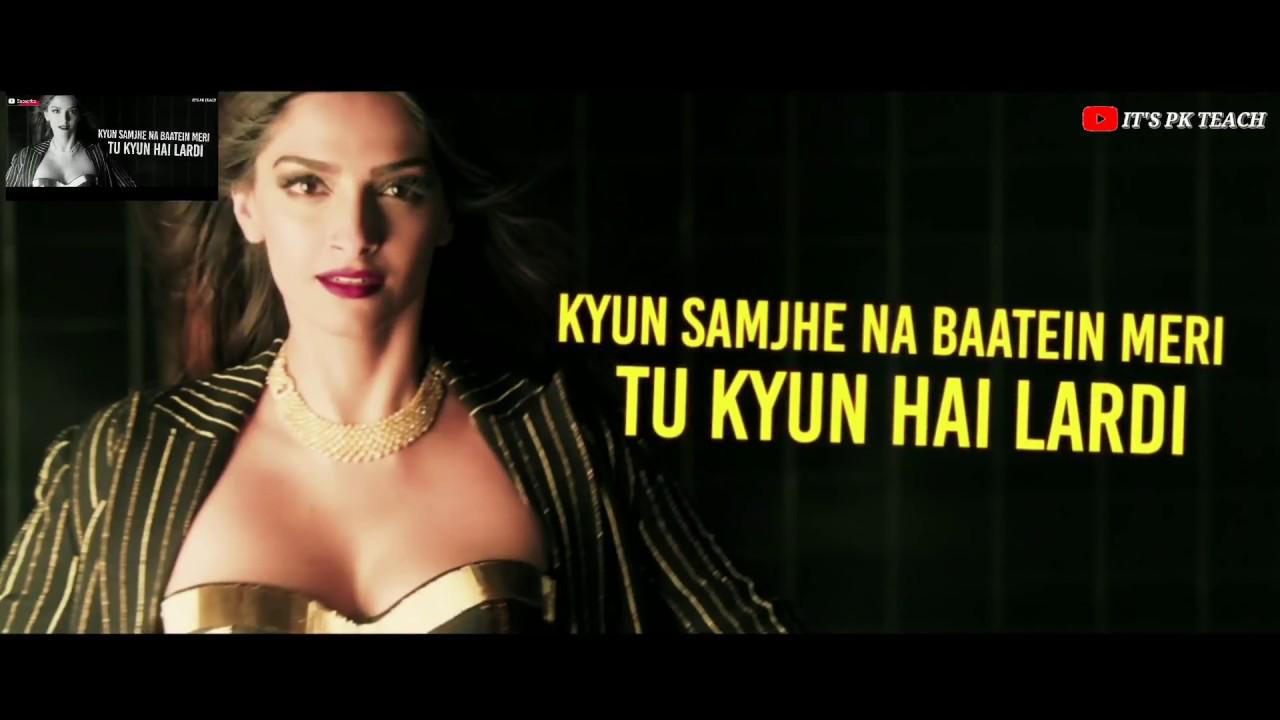 Tareefan / Nakhre Kyun Kardi Hai Status / Lyrics By Pankaj Prajapati / IT'S  PK TEACH
