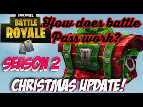 Fortnite How Does Battle Pass Work Everything You Need To Know To