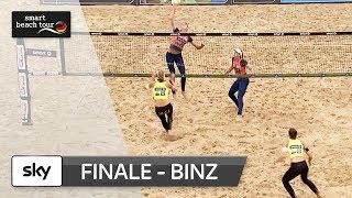 Das Frauen-Finale in voller Länge | Binz - smart beach tour 2017
