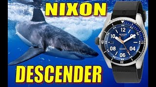 Nixon Descender Dive Watch