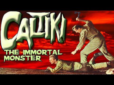 Dark Corners  Caltiki The Immortal Monster: